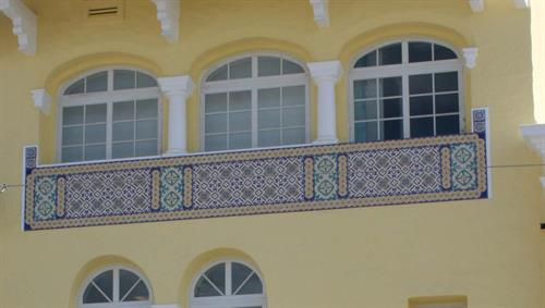 historical reproduction tiles Palm Beach