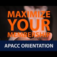 APACC Orientation November 2018