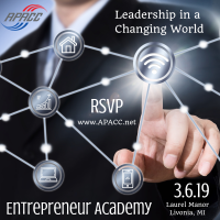 "Entrepreneur Academy ""Leadership in a Changing World"""