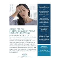 Henry Ford West Bloomfield Hospital - Migraine Headaches