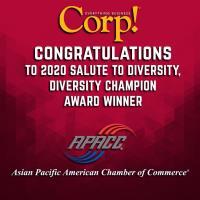 Diversity Champion Award Winner - APACC