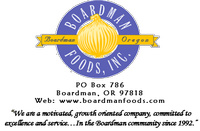 Boardman Foods, Inc.
