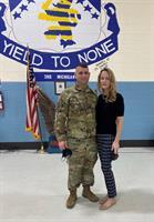 Congratulations First Sergeant Thomas Placher