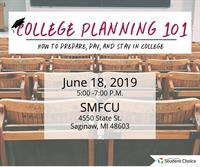 Saginaw Medical FCU hosting FREE College Planning 101