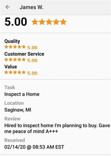Review Home Inspection