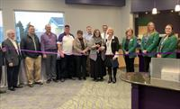 United Financial Credit Union Office holds Ribbon Cutting for New Auburn Office