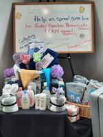 United Financial Credit Union Collects Items for Foster Families