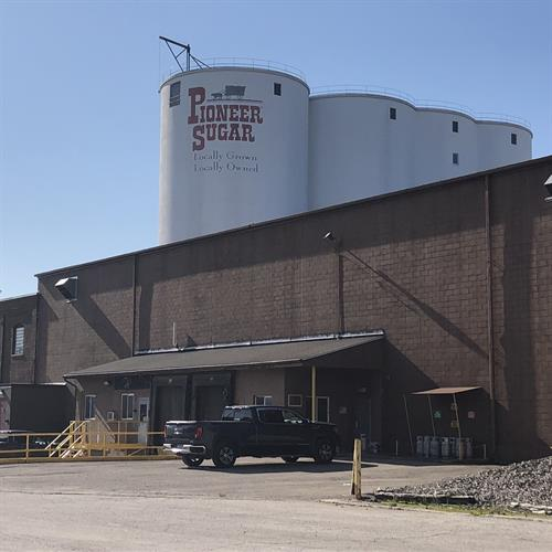 Michigan Sugar Company's Carrollton Township warehouse, 341 Sugar St., Carrollton, MI 48724