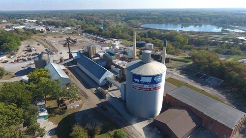 Michigan Sugar Company's Caro factory, 819 Peninsular St., Caro, MI 48723