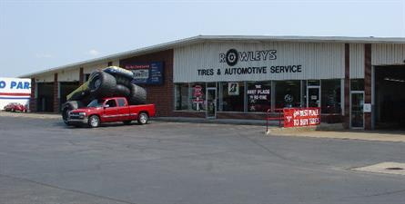 Rowleys Tires & Automotive Services