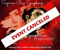 SBSO May Concert Cancellations