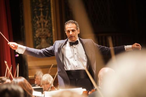 Maestro Fouad Fakhouri