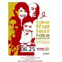 Annual National HIV Testing Day