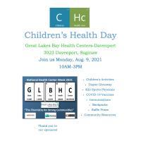 Children's Health Day at GLBHC