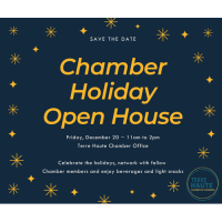 Holiday Open House & Volunteer Recognition