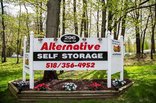 Alternative Self Storage, Inc.