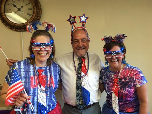 Fourth of July Fun