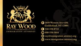 Ray Wood, Immigration Attorney