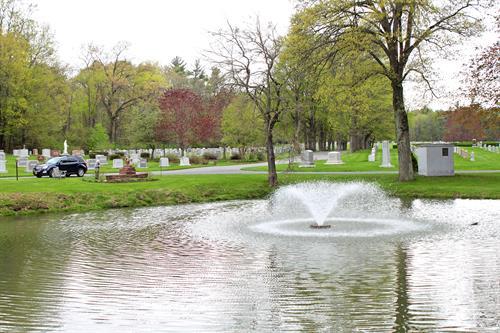 Most Holy Redeemer Cemetery, Niskayuna