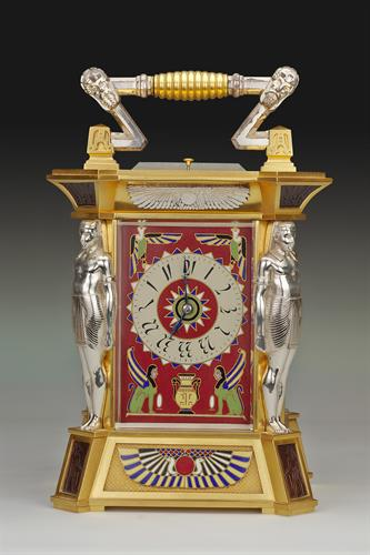 From our extensive collection of antique carriage clocks