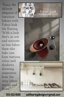 Fabric Look Tile
