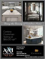 Cambria Countertops