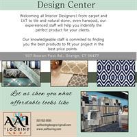 Design Center at AAI Flooring