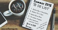 "What's on your ""To-Do List"""