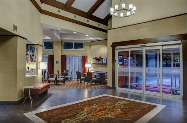 Hampton Inn & Suites Fort Worth/Alliance Airport