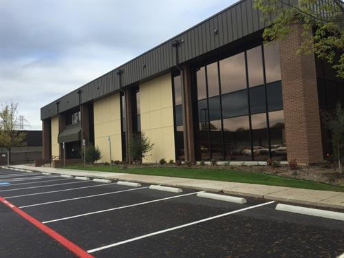 Design/build of office building completed in Euless, Texas