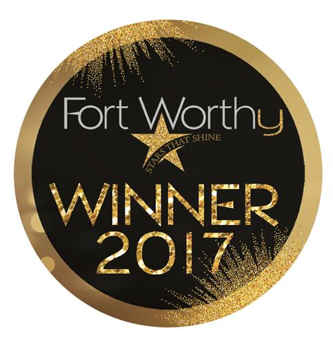 "Voted ""Best Law Firm"" Fort Worth Star-Telegram 2017"