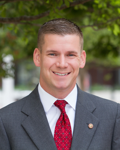 Attorney Brandon Barnett