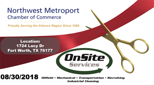 Proud Member of the Northwest Metroport Chamber of Commerce