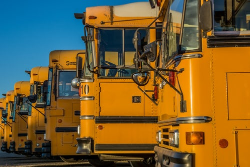 Bus Driver Staffing and Training