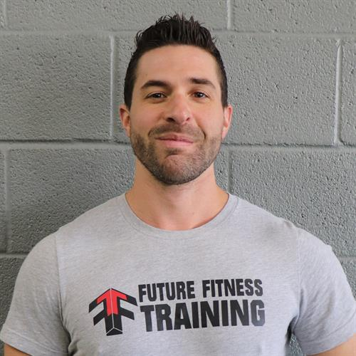 Chris Hertler (Certified Personal Trainer)