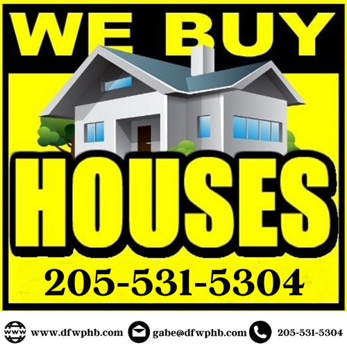 DFWPHB We Buy Houses