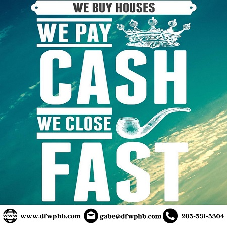 DFWPHB We Pay Cash & Close Fast