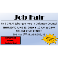 JOB FAIR for Dickinson County