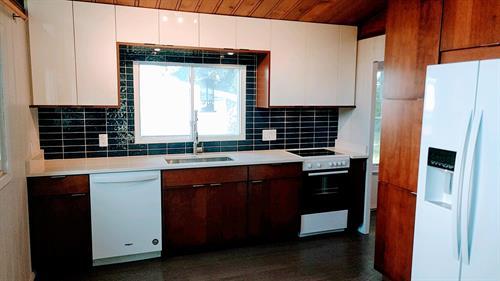 Midcentury Modern Kitchen Remodel, Wakefield