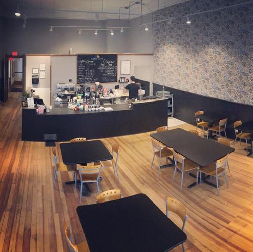 Ortus Café Design, Abilene