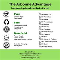 The Arbonne Advantage sets us apart