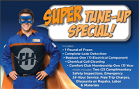Ask about our Super Tune Up Special