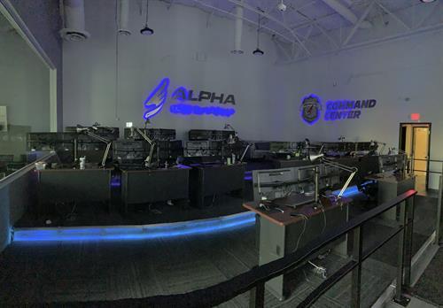 Alpha Video Surveillance Command Center