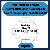 Post-Pandemic Growth - how to assess what is working and how to recover your business and life
