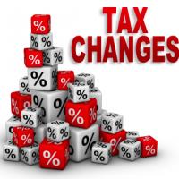 Annual Tax Update