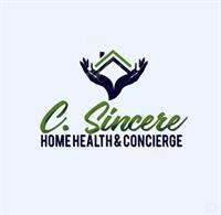 C Sincere Home Health & Concierge LLC