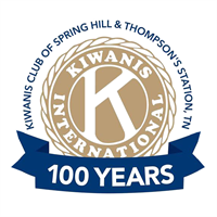 Kiwanis Club of Spring Hill and Thompson's Station