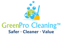 GreenPro Cleaning - We Green Clean Carpets & More!