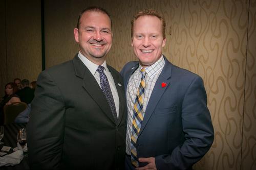 Mark Cole, CEO of The John Maxwell Company and I