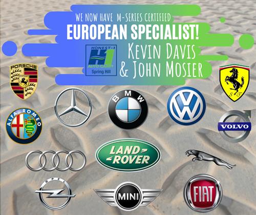 European Specialty